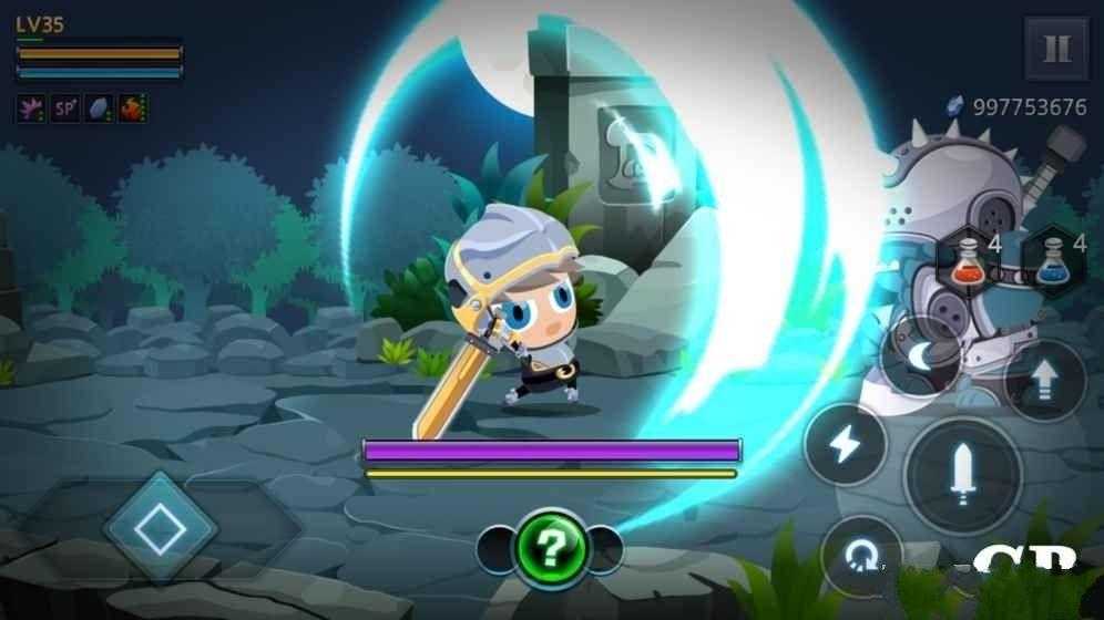 水晶之刃安卓官方版游戏下载图4:
