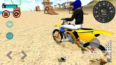 热力沙滩摩托3D安卓官方版游戏下载图4: