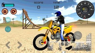热力沙滩摩托3D安卓官方版游戏下载图3: