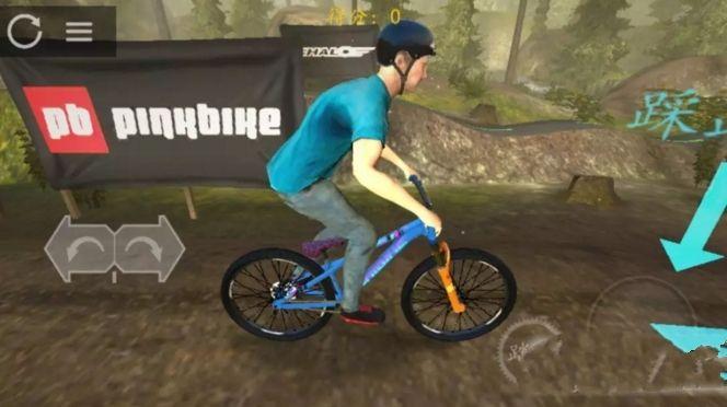 极限挑战自行车2无限金币内购汉化修改版下载图1:
