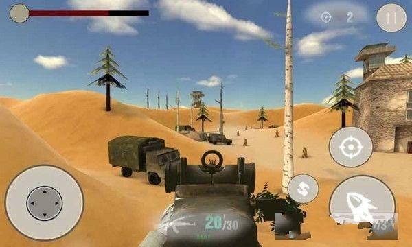 反恐前线任务v2手机游戏下载最新版图2:
