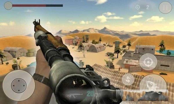 反恐前线任务v2手机游戏下载最新版图4: