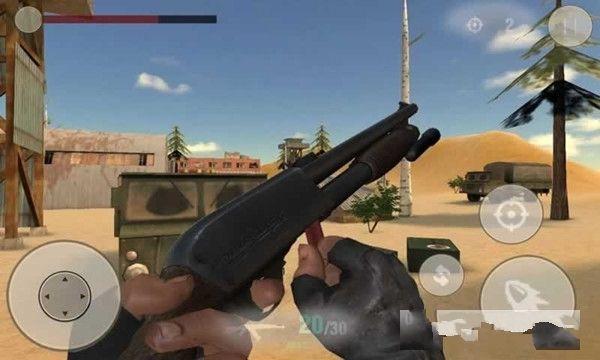 反恐前线任务v2手机游戏下载最新版图1:
