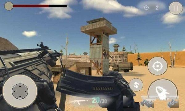 反恐前线任务v2手机游戏下载最新版图3: