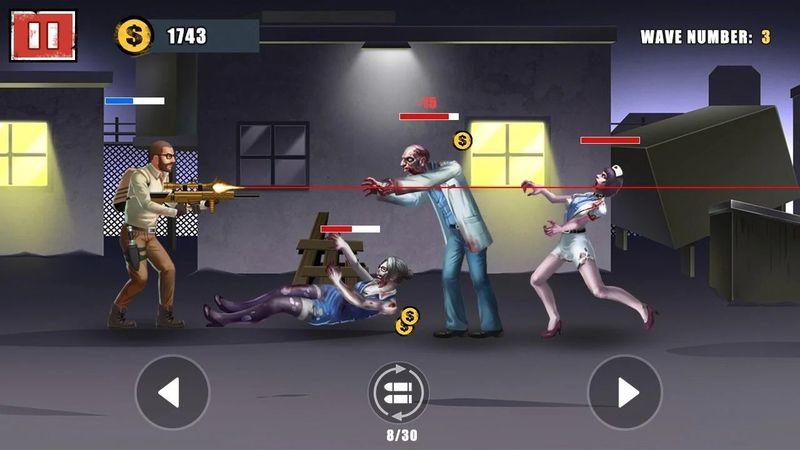 血战僵尸手机中文游戏安卓版下载地址图4: