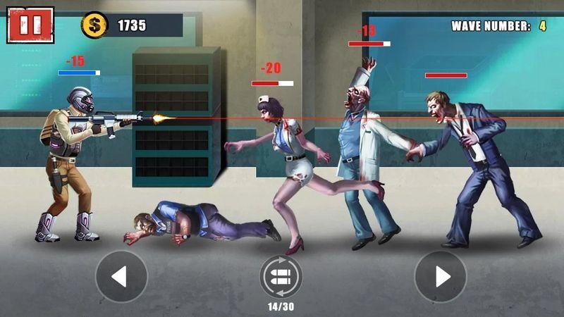 血战僵尸手机中文游戏安卓版下载地址图1: