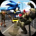 Sonic Superhero Fighter游戏