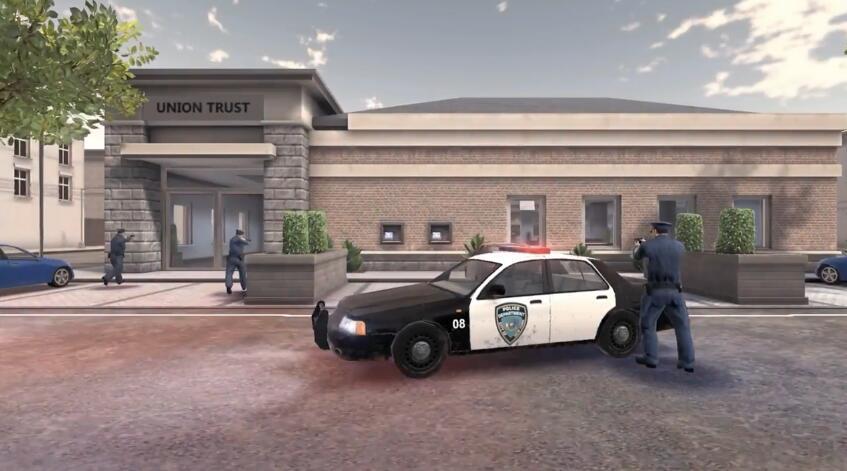 抖音上的armed heist城市犯罪游戏合集下载