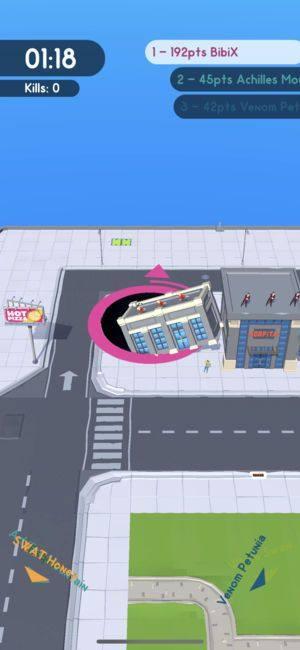Hole.io官方网站图4