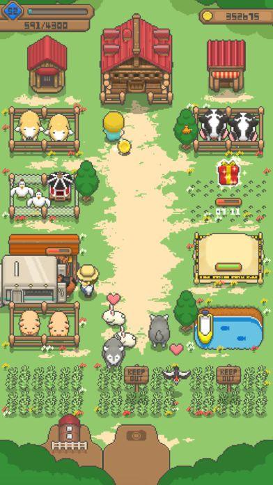 Tiny Pixel Farm内购修改版最新正式版下载图2: