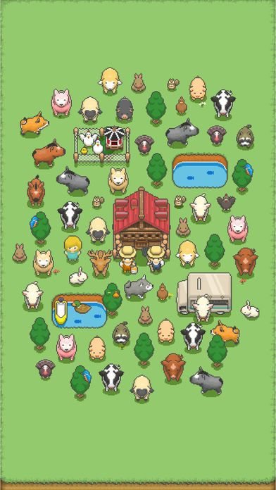 Tiny Pixel Farm内购修改版最新正式版下载图4: