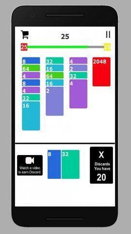 2048纸牌拼图安卓版图2