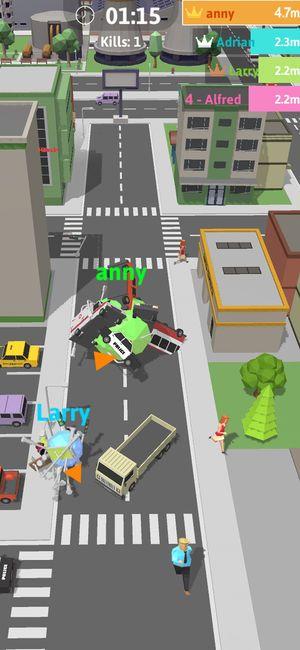 滚石吞噬城市手机游戏安卓版下载图2: