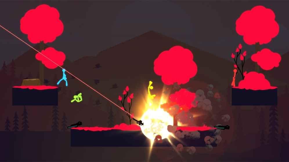 火柴人幸存传说手机游戏最新版(Stickman Legend of Survival)图4: