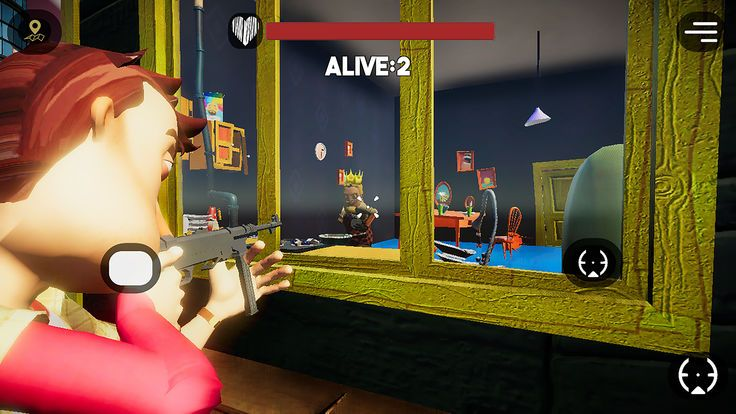 神秘邻居战场免费直装修改版游戏下载地址图3: