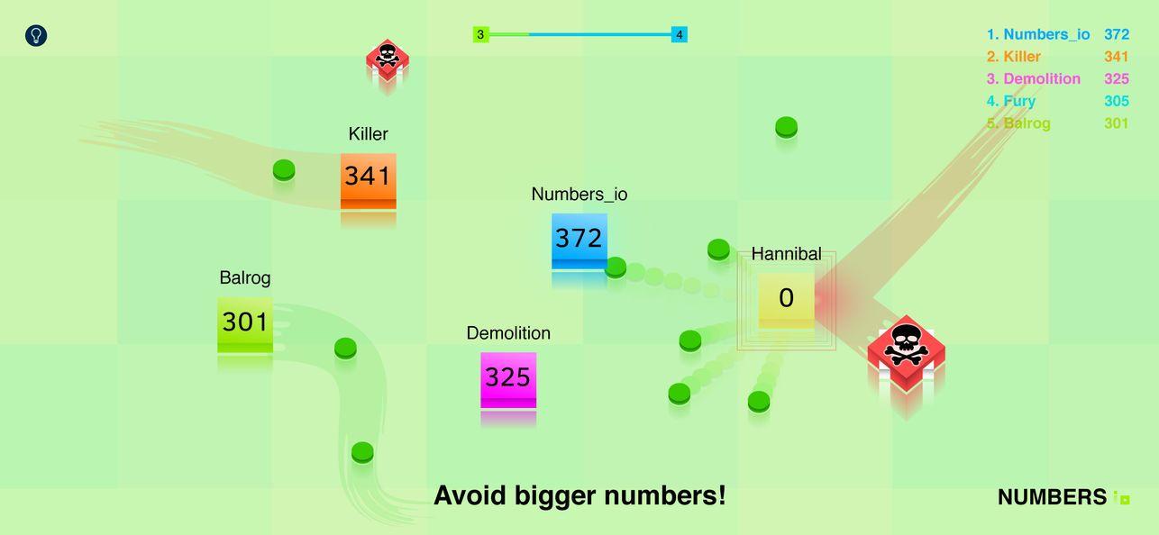 Numbers.io手游官方网站版下载安装(数字大作战)图3: