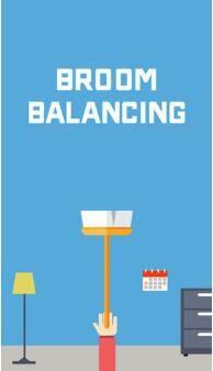 平衡扫帚手机游戏最新版下载(Broom Balance Simulator)图1: