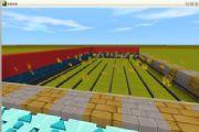 迷你世界水稻一键收割装置 水稻自动收割机制作方法[多图]