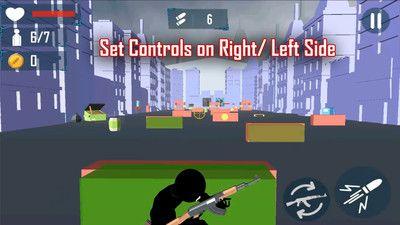 火柴人射手突击手机游戏最新安卓版图3: