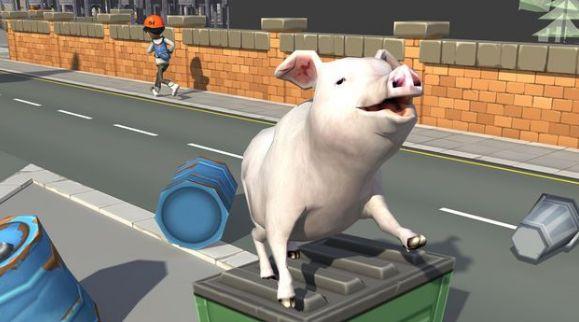 Bed Piggies去广告汉化修改版下载图4: