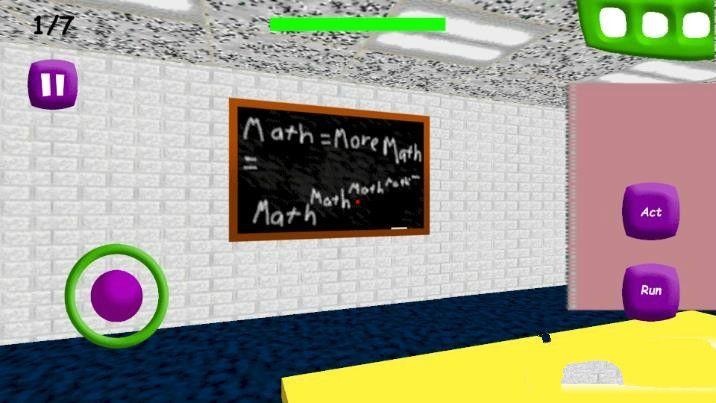 巴尔迪的基础教育游戏正版下载完整剧情地址(baldis basics)图1: