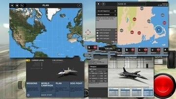 模拟空战安卓官方版游戏下载图4: