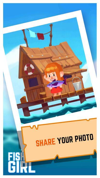 Fisher Girl官方中文汉化版游戏下载图2: