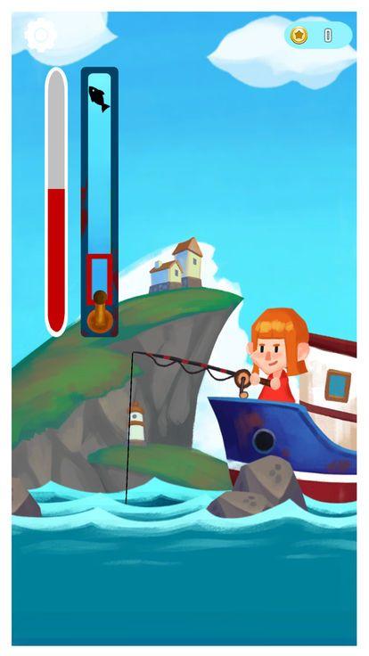 Fisher Girl官方中文汉化版游戏下载图6: