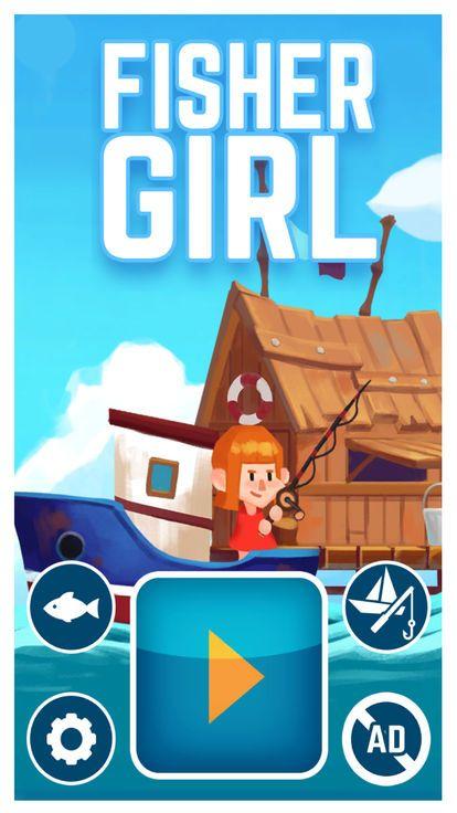Fisher Girl官方中文汉化版游戏下载图5: