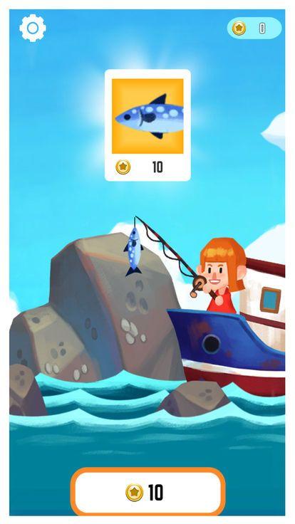 Fisher Girl官方中文汉化版游戏下载图1: