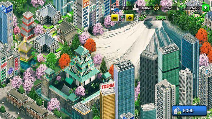 东京2020城市火车安卓手机版游戏下载图2: