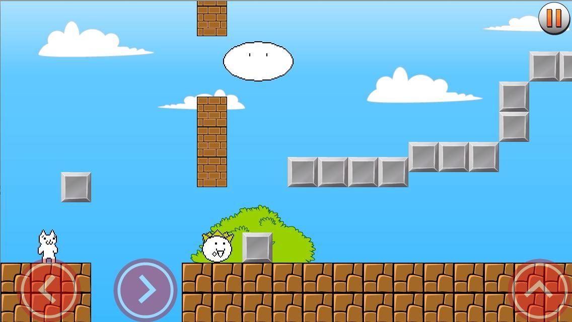 猫里奥3D版游戏手机中文版下载图1: