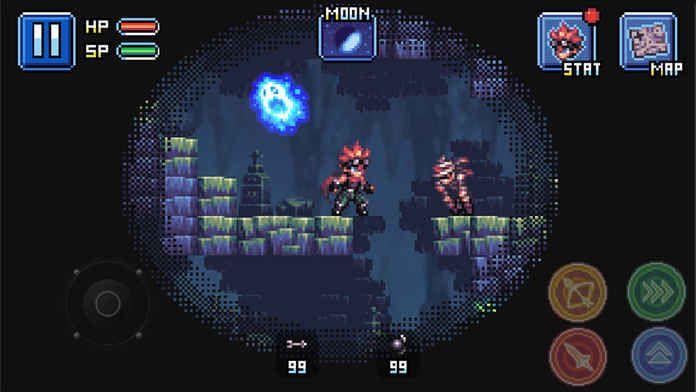 地下城探险记F手机游戏安卓版下载图1: