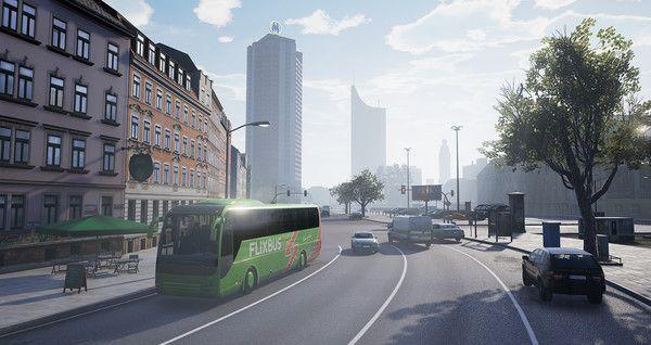 德国客车模拟手机版中文游戏最新官方版下载地址(Fernbus Simulator)图1: