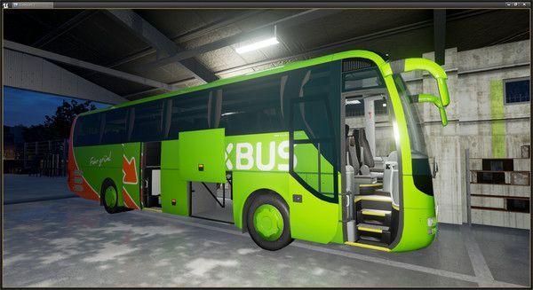 德国客车模拟手机版中文游戏最新官方版下载地址(Fernbus Simulator)图2: