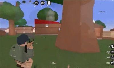 鲤鱼ACEroblox吃鸡模拟器汉化游戏安卓版地址下载图1:
