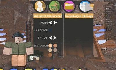 鲤鱼ACEroblox吃鸡模拟器汉化游戏安卓版地址下载图3: