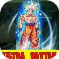 Ultra Super Goku Battle