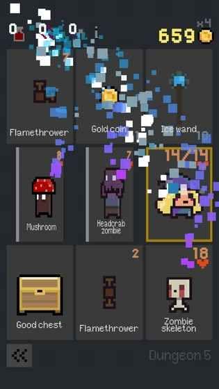 卡牌地牢Dungeon Cards汉化游戏下载最新版图2: