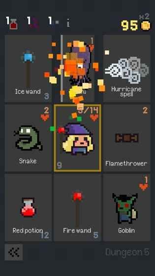 卡牌地牢Dungeon Cards汉化游戏下载最新版图5: