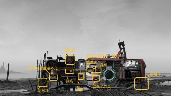 FAR Lone Sails全关卡提示修改版下载图4: