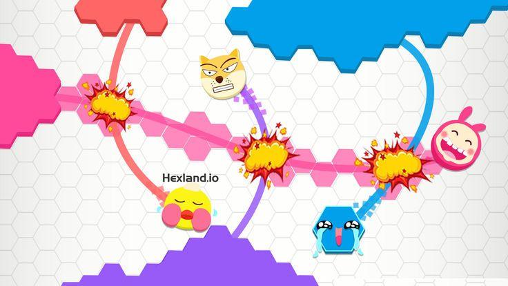 Hexland.io安卓正式版手机游戏下载图1: