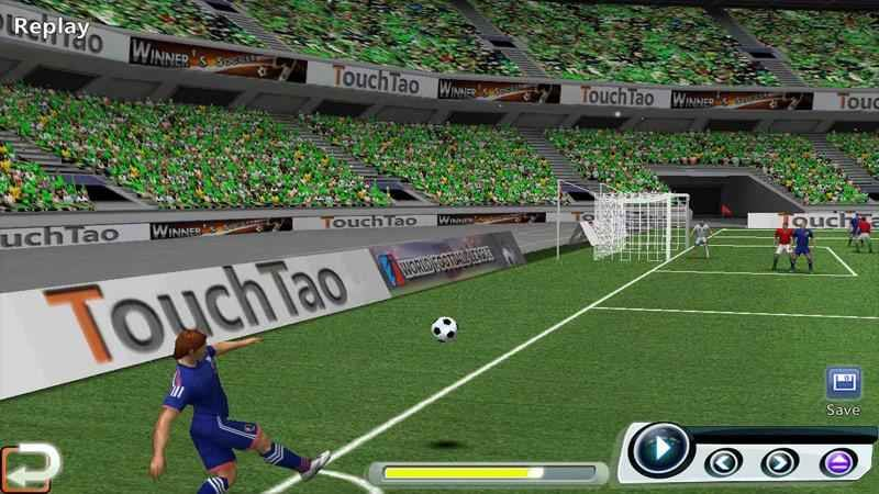 World Football League中文游戏手机版图3: