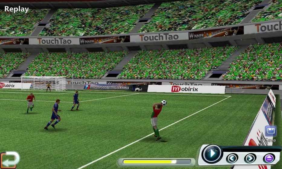 World Football League中文游戏手机版图4: