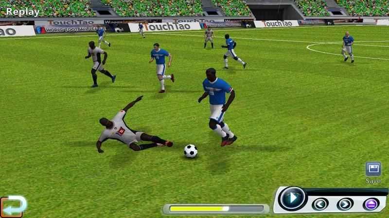 World Football League中文游戏手机版图1: