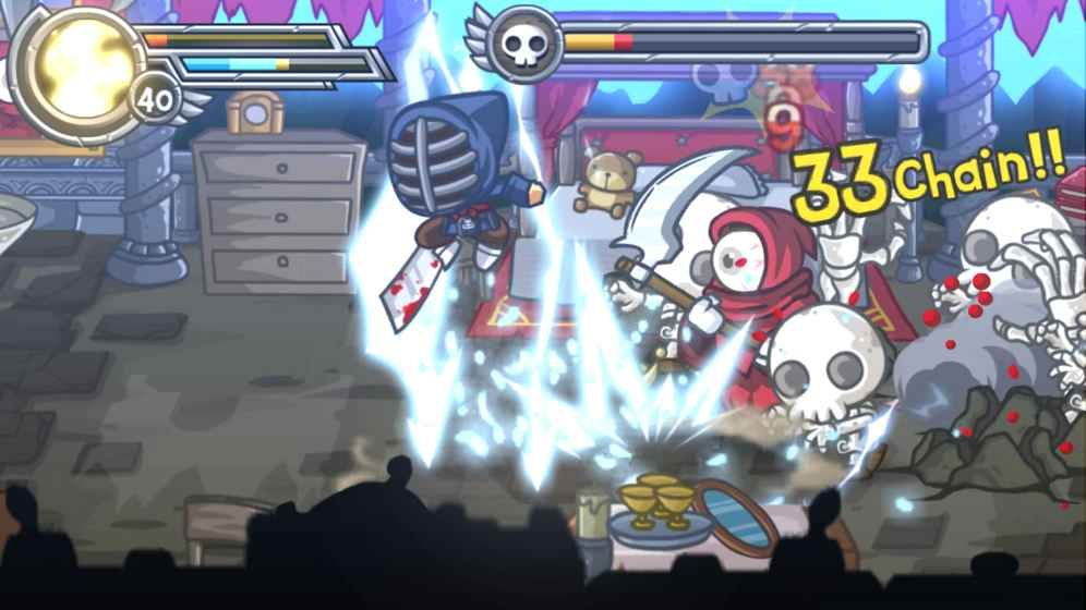 Wonder Blade无限金币中文修改版图1: