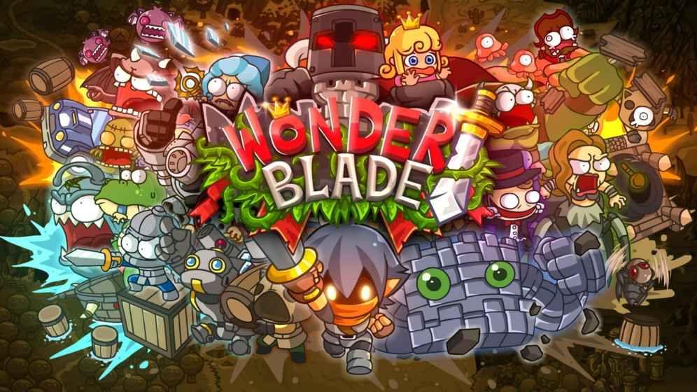 Wonder Blade无限金币中文修改版图3: