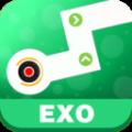 EXO舞蹈线游戏