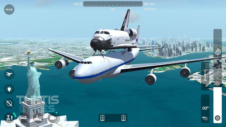 FlyWings2018全飞机解锁修改中文版图3: