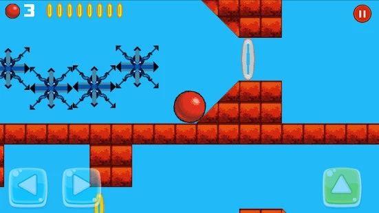 bouncetales蹦球传说安卓版洛基亚经典还原版本下载地址图5: